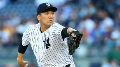 Masahiro Tanaka snaps slump by posting career high in strikeouts