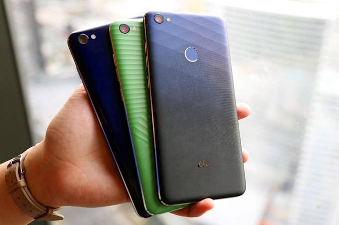 ZTE's crowdsourced phone gets a name and a Kickstarter campaign