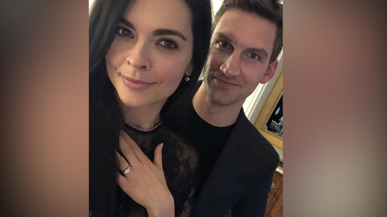 'I Said Yes': Food Network's Katie Lee Is Engaged