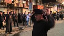 Ashura commemorations begin in Baghdad