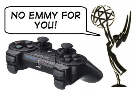 """Oops! Sony declares SIXAXIS Emmy, Emmys say """"uh-uh"""""""