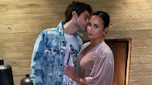 Demi Lovato and Fiancé Max Ehrich Celebrate 6 Months Together: 'Cheers to Forever'