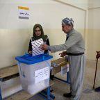 Kurdish party behind referendum wins regional polls in Iraq