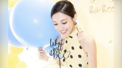 It's another boy for Grace Chan and Kevin Cheng