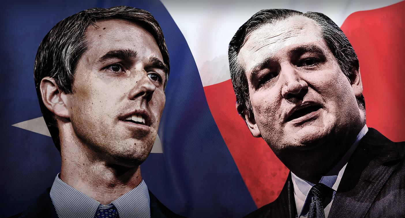 In the marquee Texas Senate race, Cruz and O'Rourke take to the debate stage
