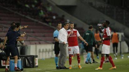 Foot - C3 - Reims - Ligue Europa: David Guion (Reims) «pas satisfait des contenus» contre le Servette