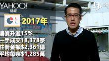 【胡.說樓市】2017 樓市之最