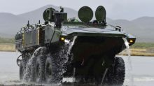 U.S. Marine Corps Awards BAE Systems Team a Contract to Develop ACV Family of Vehicles