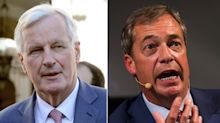 Michel Barnier warns Europe is under threat from 'a Farage in every country'