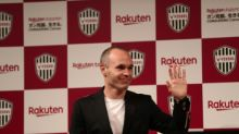 Barcelona icon Iniesta joins Vissel Kobe in historic Japan deal