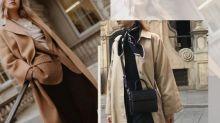 時尚達人眼裏只有它!今季流行的這件外套,經典、知性又百搭
