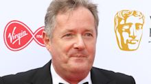 Backlash after Piers Morgan suggests women should expect to be 'objectified and criticised' on red carpet