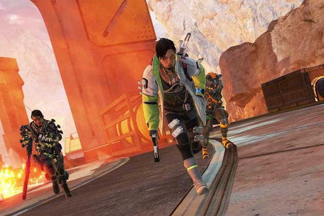 EA will host an 'Apex Legends' tournament series in 2020