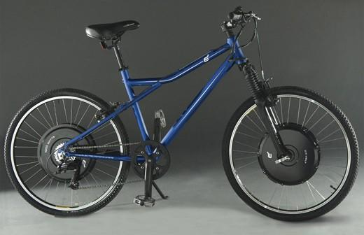 Electric Motion Systems E+ electric bike: $3,495 for two wheels