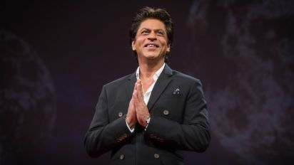 Five shocking statements from SRK's TED Talk