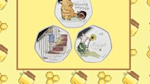 As the Royal Mint launches a Winnie the Pooh 50p coin, here's other book-inspired collectables to buy