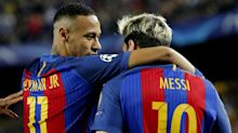 Neymar lands bumper Barcelona deal, but remains some way down on Messi