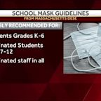 DESE releases guidance on masks in schools