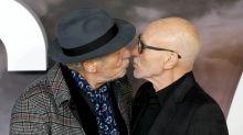 Patrick Stewart and Ian McKellen enjoyed a sweet reunion at the 'Star Trek: Picard' premiere