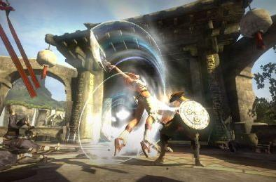 Heavenly Sword planned as trilogy, part two penned