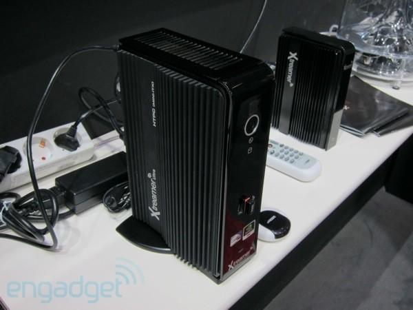 Xtreamer Ultra HTPC hands-on -- and Prodigy eyes-on
