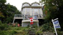 Canada home sales rise; household debt hits record