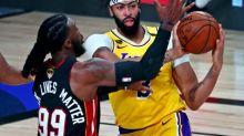 Basket - NBA - Finale - Finale NBA : Anthony Davis (Los Angeles Lakers) : « Une super expérience »