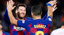 Lionel Messi rips Barcelona management as Luis Suárez signs with Atletico Madrid