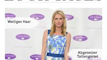 Look des Tages: Nicky Hilton verzaubert in sommerlichem Blumenprint
