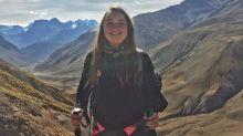 Dez meses após receber um transplante de pulmões, ela se prepara para alcançar o pico mais alto da América.
