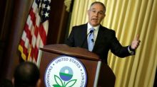 Automakers urge new EPA chief to withdraw Obama car fuel-efficiency rules