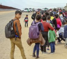 The Latest: Another migrant group smuggled to New Mexico