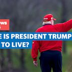 Where is President Trump going to live? Yahoo News Explains