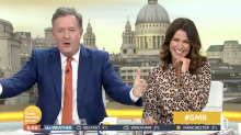'Livid' Piers Morgan says he's changing his name to Ant McMorgan after NTAs loss