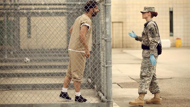 Film Clip: 'Camp X-Ray'
