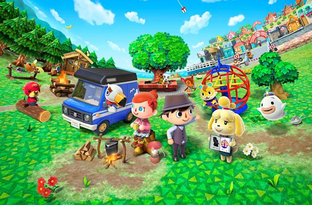 Nintendo's next Direct is all about 'Animal Crossing' on your phone