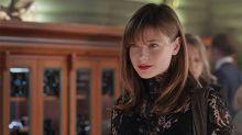 """Rebecca Ferguson: """"Comprometerme con una saga como Wonder Woman me da mucho miedo"""""""