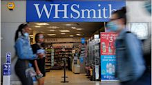Covid: WH Smith slumps to a loss as pandemic hits sales