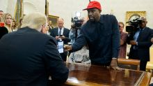 Kanye West Meets With Trump at White House, Drops F-Bomb