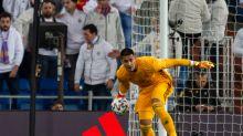 Al Real Madrid se le complica la portería