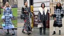 10 best faux fur trim coats, as searches for the trend soar over Fashion Week
