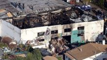 Men accused in California warehouse fire agree to plea deal: paper