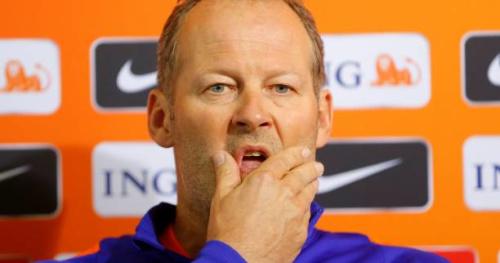 Foot - Pays-Bas - Pays-Bas : Daley Blind au soutien de son père Danny, limogé de son poste de sélectionneur