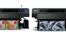 Epson Introduces its First Roll-to-Roll Resin Signage Printers - the SureColor R-Series