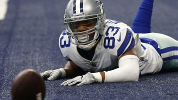 Cowboys decline option on wideout Williams