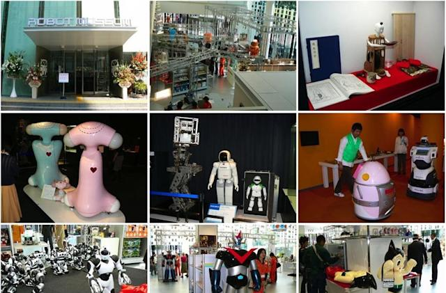 Oh no, Japan's Robot Museum opens tomorrow!