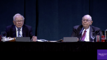 Warren Buffett and Charlie Munger answered some tough questions at Berkshire Hathaway's annual meeting