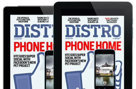 Distro Issue 87: The HTC First goes super social with Facebook Home