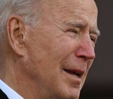 Joe Biden cries in emotional speech before heading to Washington DC for Inauguration Day