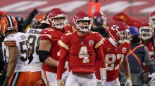 Chiefs advance to 3rd straight AFC title game at home